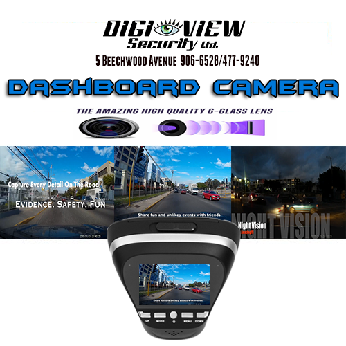 Dashboard Camera HD
