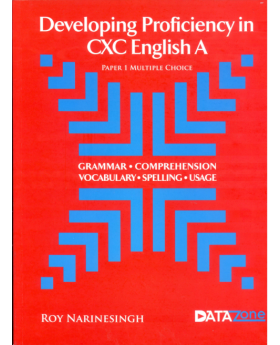 Developing Proficiency in CXC English A Paper 1 Multiple Choice
