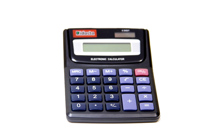 Didacta Electronic Calculator