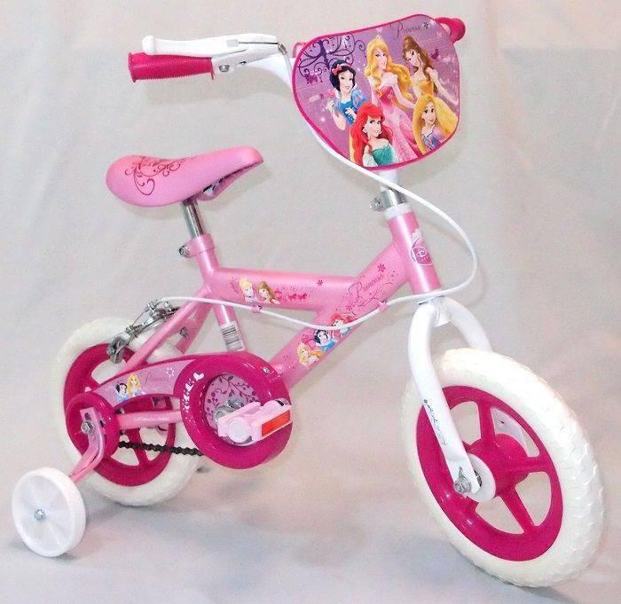 "Disney Princess 12"" Bicycle"