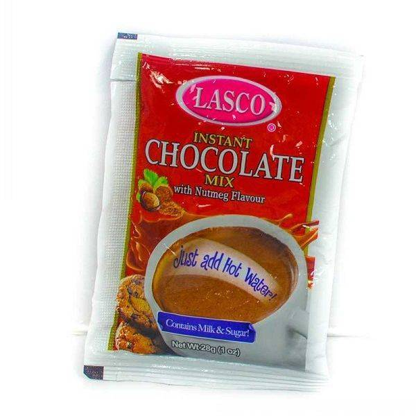 Lasco Nutmeg Drink Mix 20px28g
