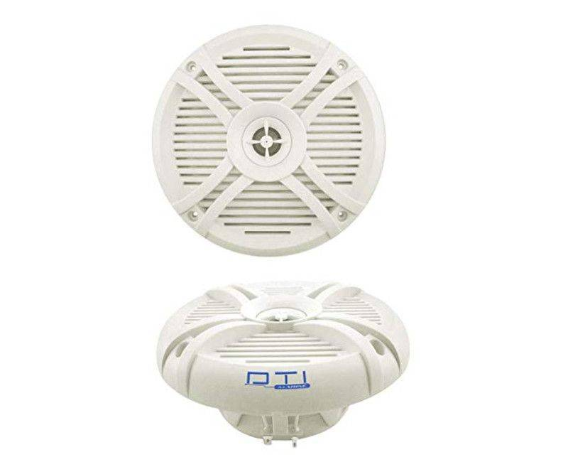 "DTI 6.5"" 2 way marine speaker system"