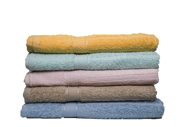 Elegencia Ribbed Bath Towel