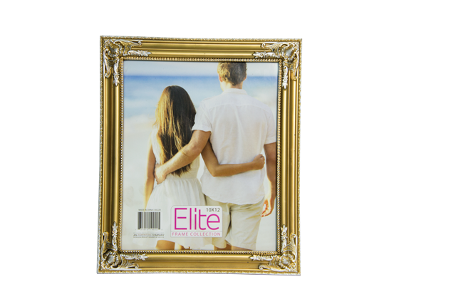 Front-view-of-Elite-10x12-Plastic-Photo-Frame