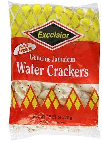 Excelsior Water Crackers 3x336g