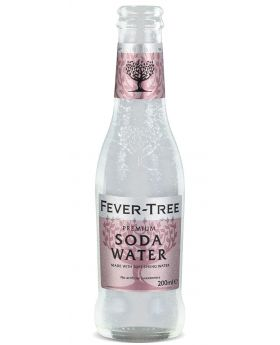 Fever-Tree Premium Soda Water 24 x 200 ml