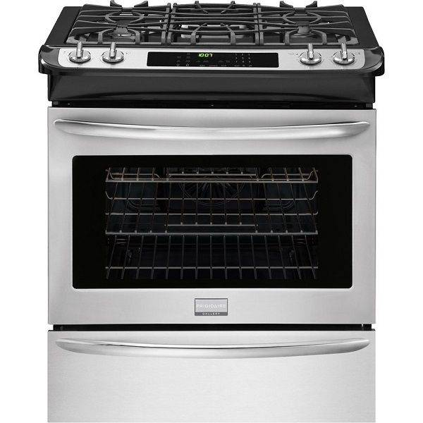 Frigidaire Gas Stove - Stainless Steel