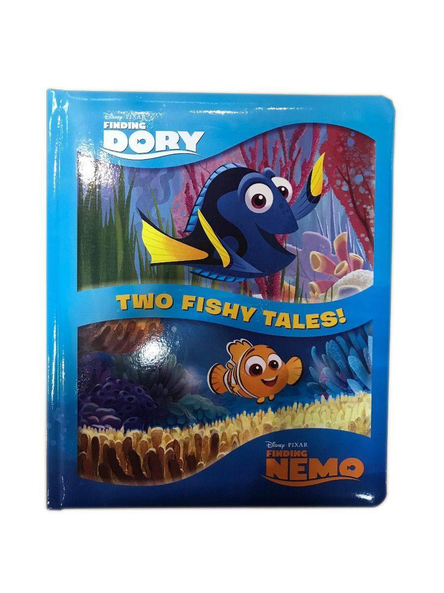 Disney Pixar Finding Nemo / Finding Dory - Two Fishy Tales