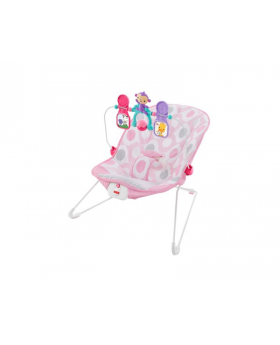Fisher-Price Baby's Bouncer - Pink Ellipse