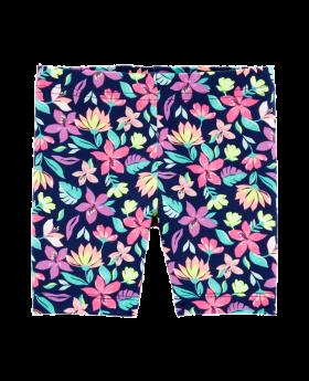 Carter's Floral Tumbling Shorts