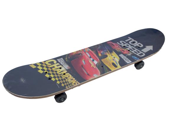 Foster Disney Pixar Cars Skateboard