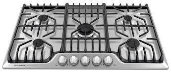 "Frigidaire Professional 36"" Gas Cooktop - Stainless Steel"