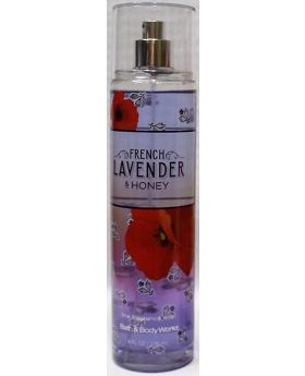 Bath & Body Works French Lavender & Honey Fine Fragrance Mist 8 Fl.Oz