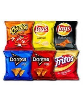 Frito Lay Variety Bag 24 Count