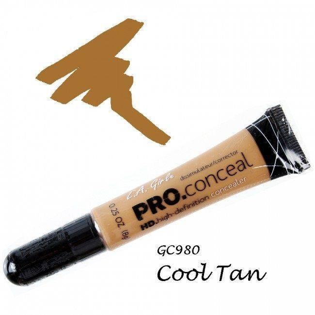 LA Girl Pro Concealer, Toast Code GC981
