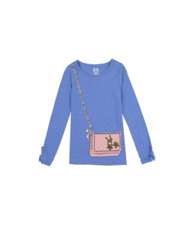 Girls AÉROPOSTALE Long Sleeve Fashion Top -id.CC34459 Size: 10