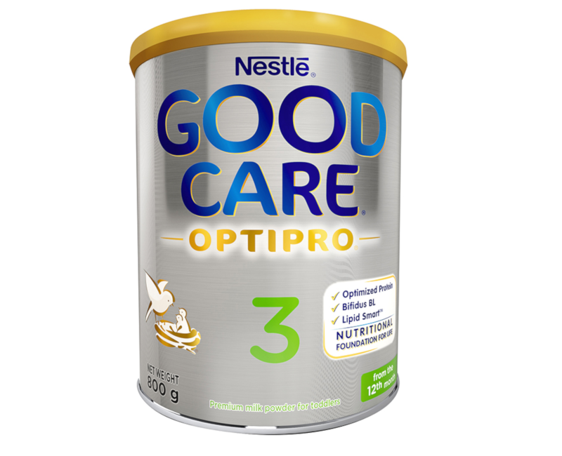 GOOD CARE Optipro 3 800g Canister