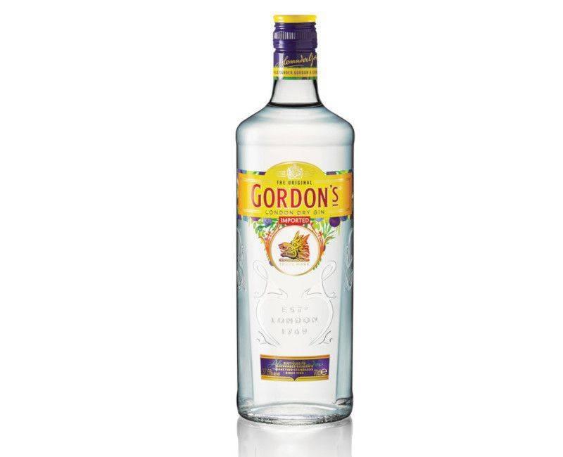 Gordon's The Original London Dry Gin 750ml