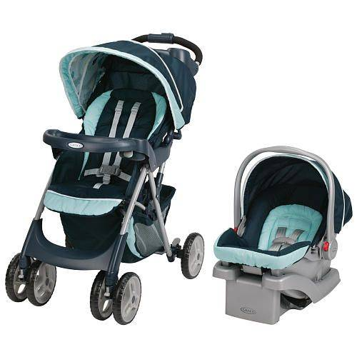 Graco - Stratus Comfy Cruiser Travel System