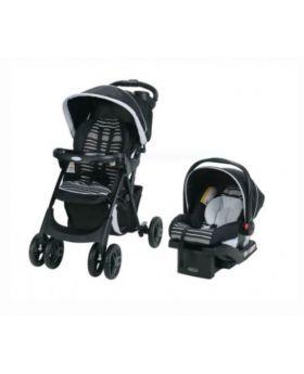 Graco Comfy Cruiser Stroller Travel System (Conrad)
