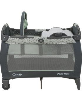Graco Playpen with Bassinet and Changer (Landry)
