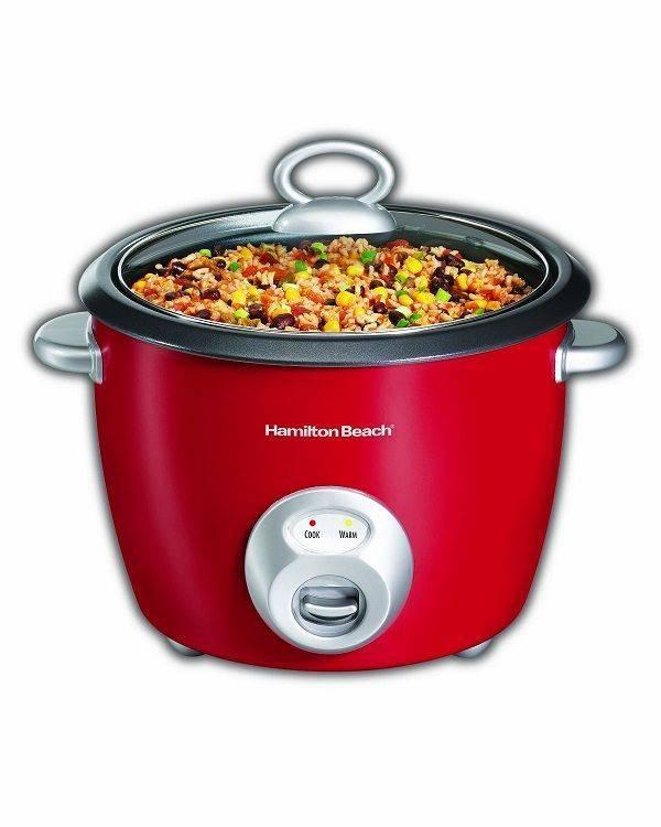 Hamilton Beach 20-Cup Rice Cooker