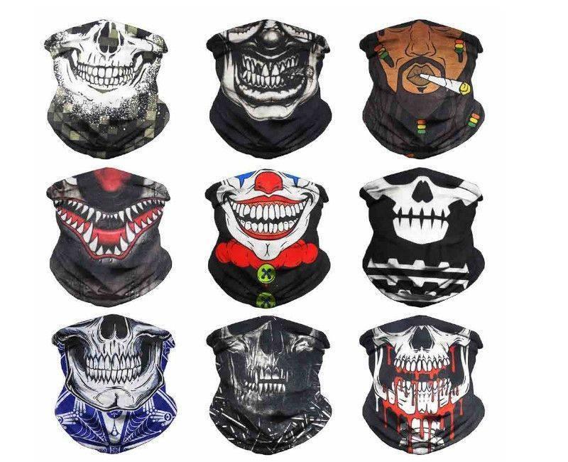 Eytan Outdoor Sports Multifunctional Headwear - Wear as Headband Face Shield Neck Gaiter Scarf Wrap Sweatband for Hunting Fishing Hiking - Seamless Tube Bandana