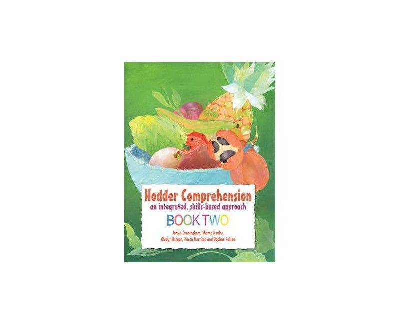 Hodder Comprehension An Integrated Skills Based Approach Book 2