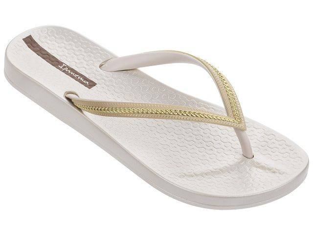 Ipanema Womens Ana Metallic in Beige
