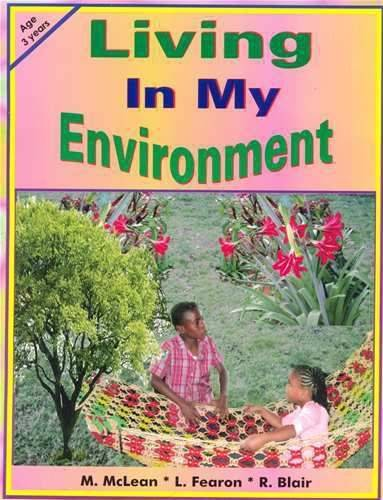 Infant Integrated Workbook All Around Us Living in my Environment