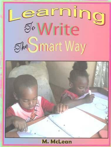 Infant Integrated Workbook Learning The Smart Way Writing The Smart Way