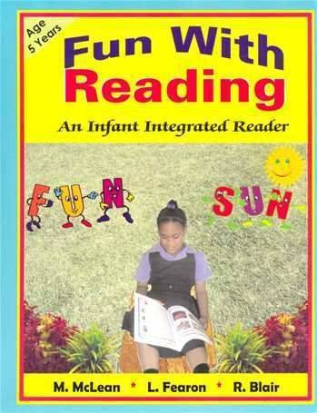 Infant Integrated Workbook Fun With Reading