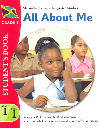 Macmillan Primary Integrated Studies Workbook,  All About Me Year 1 Term 1 Wbk