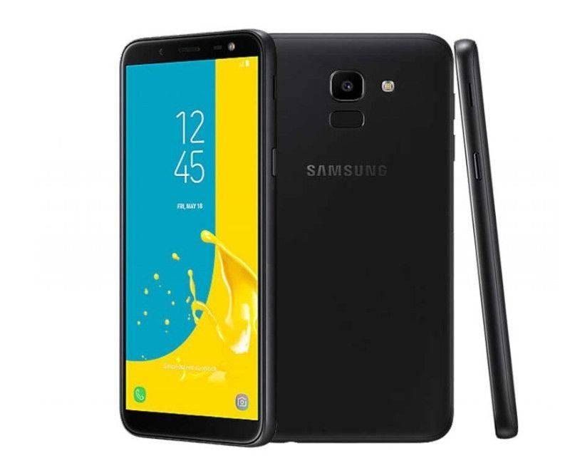 Samsung Galaxy J8 (SM-J810Y/DS) 3GB / 32GB 6.0-inches LTE Dual SIM Factory Unlocked