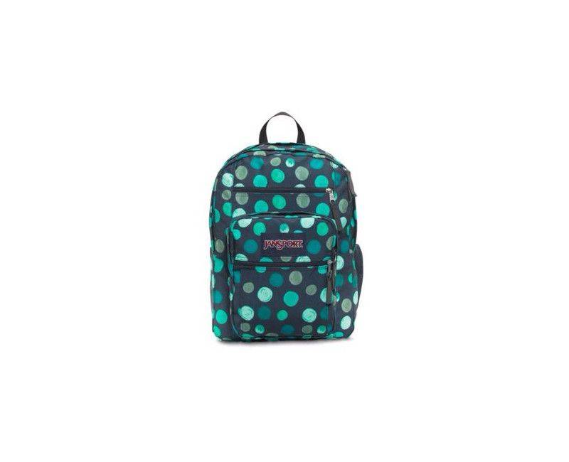 Jansport - Big Student (Multi Navy Connect Four) Backpack