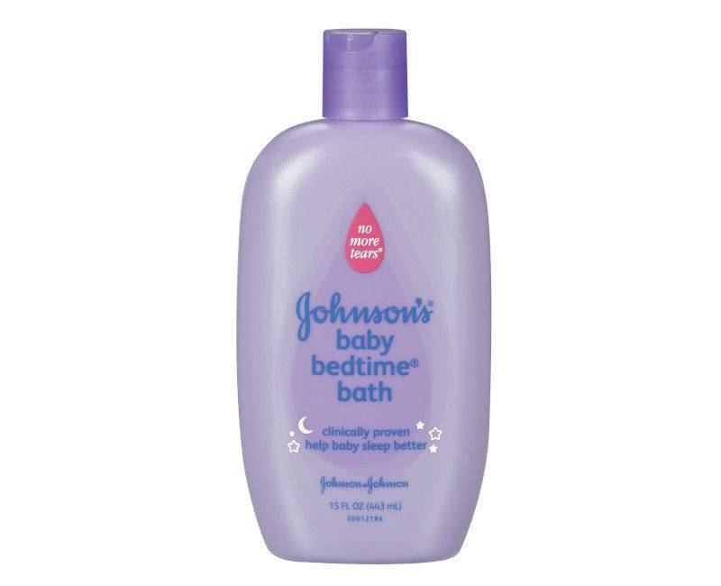Johnson's Bedtime Baby Lotion 15 FL. OZ.