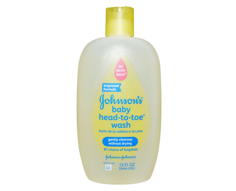 Johnson's Head to Toe Baby Wash 15 FL. OZ.