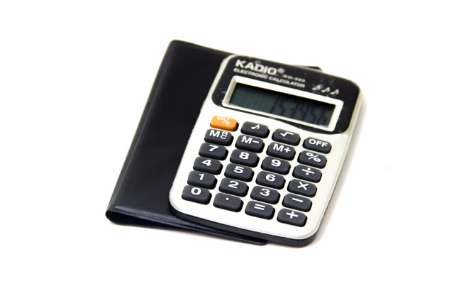 Kadio KD 323 Pocket Calculator