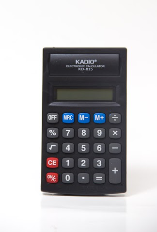 Kadio KD 815 Electronic Pocket Calculator