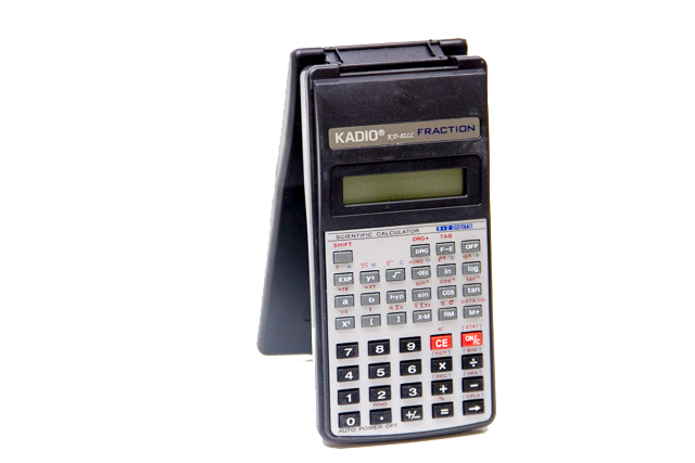 Kadio KD 82LC Scientific Calculator