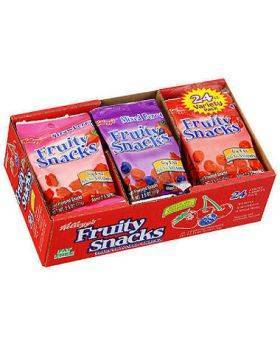 Kellogg's Fruity Snacks