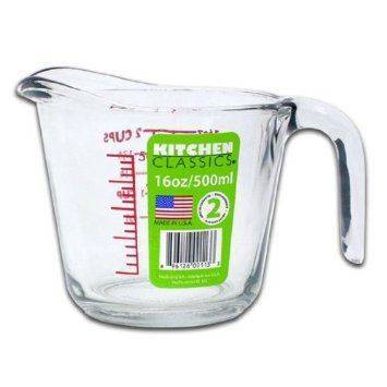 Kitchen Classic Measuring Cup, 16oz