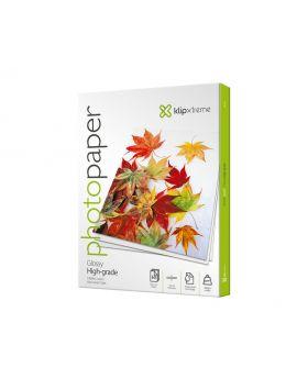 Klip Xtreme KPA-160 Glossy HIgh Grade Photo Paper 60 Sheet Pack