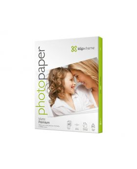 Klip Xtreme KPA-530 Matte Premium Photo Paper 50 Sheet Pack