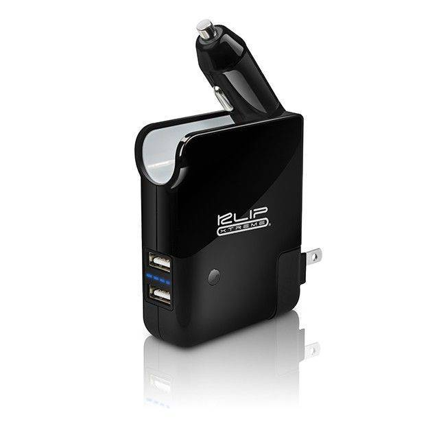 3-in-1 Travel Charging Solution KMA 210