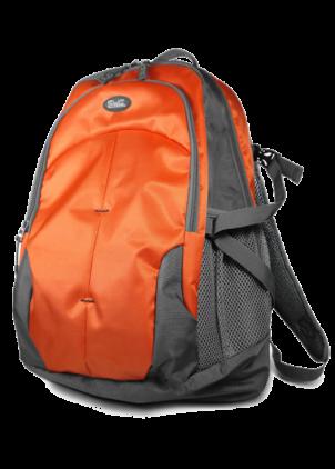 "KlipX Notebook Backpack 15.6"" KNB-425OR Orange"