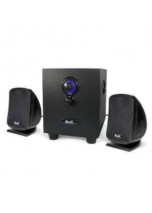 KlipX Multimedia 2.1 Stereo Speakers Set 10W