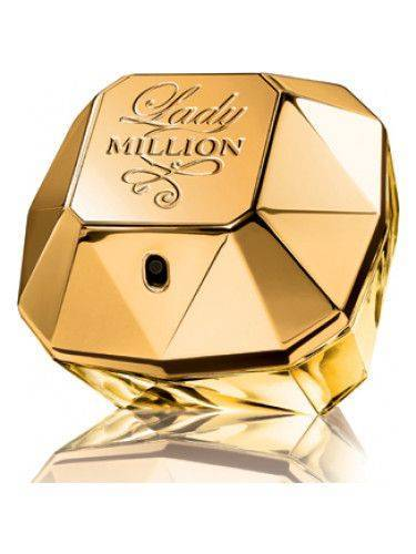 Lady Million 2.7 Fl. OZ. Women's Perfume