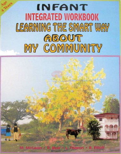 Infant Integrated Workbook Learning the Smart Way about My Community