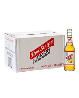 Red Stripe Lemon Beer 275 ml 24 Case